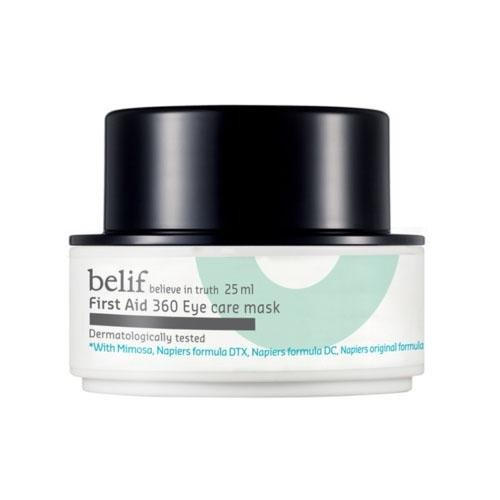 belif First Aid 360 Eye Care Mask Korean Beauty [Imported]