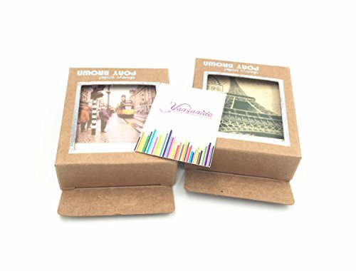"Pack of 80 Vintage Retro Old Travel MINI Postcards 2.752.28"" Photo Picture Poster Post card variety for Worth Collecting (2 style total 80pcs postcards )"