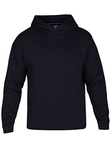 Hurley AH4091 Men's Surf Check Icon Pullover Hoodie, Black - L ()