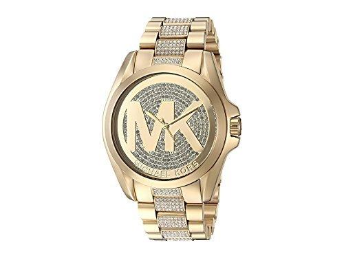 Michael Kors Women's MK6487 - Bradshaw Gold One Size