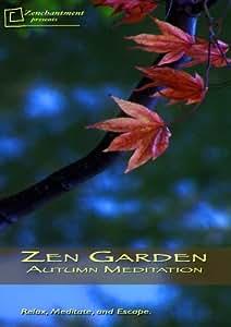 Zen Garden- Autumn Meditation