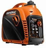 Generac 7117 GP2200i 2200 Watt Portable Inverter Generator - Parallel Ready