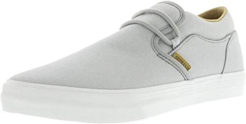 Supra Cuba Sneaker Hellgrau / Weiß
