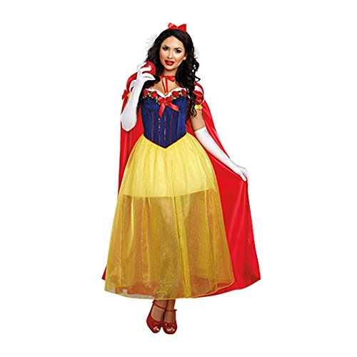 Dreamgirl Women's Happily Ever After Costume, Multi, Small]()