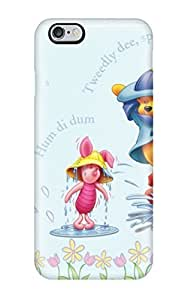 Awesome Case Cover/iphone 6 (4.7) Defender Case Cover(winnie The Pooh )