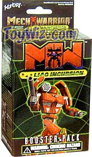 MechWarrior Liao Incursion Booster Pack (Mechwarrior House)