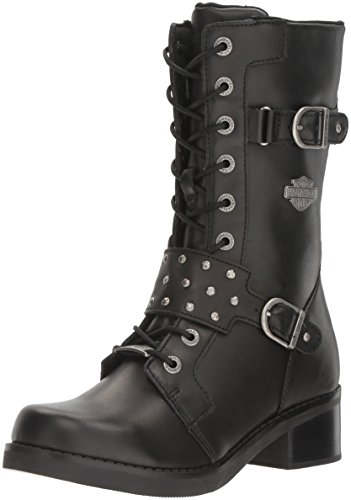 Work Merrion Boot Black Harley Womens Davidson Davidson Harley CwTxnxBqSX