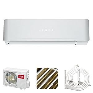 TCL HC 9000 BTU Split-Klimaanlage A++ (2.6 kW, 5m Leitungen, Halter, bis...