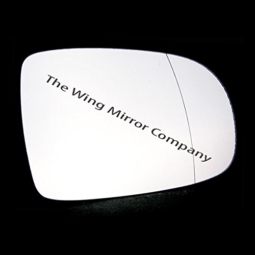 Corsa Aug 2000,2001,2002,2003,2004,2005,2006 Silver Aspheric Door//Wing Mirror s RH Driver Side