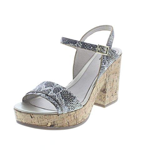 Stonefly 108328 Wedge Sandals Women Beige