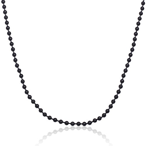 100 Diamond Cut Bead Chain - 6