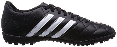 ADIDAS Botas de fútbol 11Questratf/Noir Negro EU 39 1/3 (UK 6)