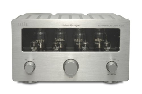 radius High res Correspondence Vacuum tube Amplifier RA-VT11 radius