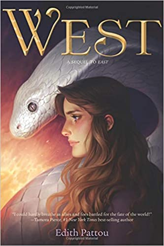 Image result for book cover west edith pattou