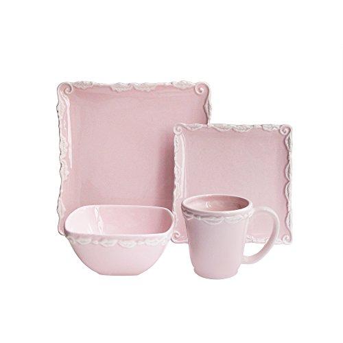 Pink 16 Piece Set - 2