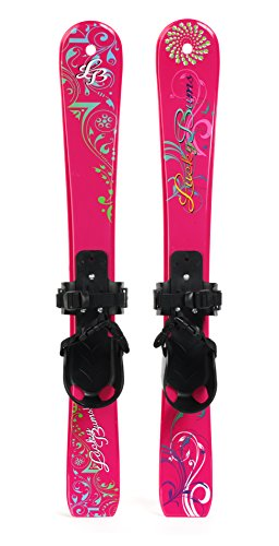 beginner snow skis without poles