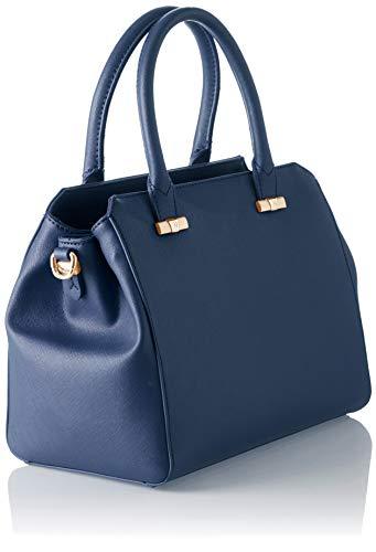 Tote Jeans Tote Women's Trussardi Ecosaffiano Blue Bag Levanto IOxPxqCw