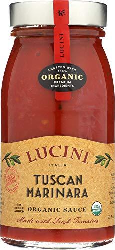 Lucini Italia (NOT A CASE) Sauce Tuscan Marinara ORG ()