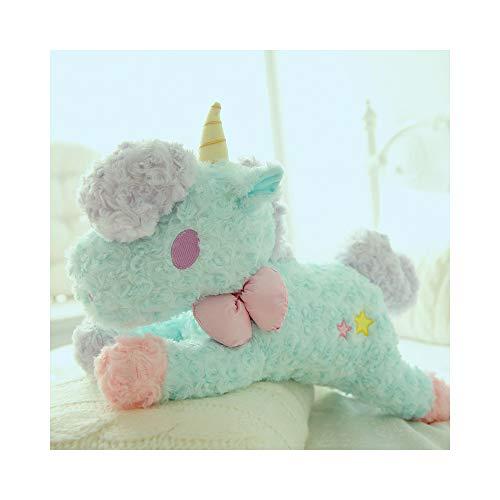NAXX Unicorn Tissue Box Gemini Star Plush Toy Child Pillow Reading Accompanying Sleeping Doll