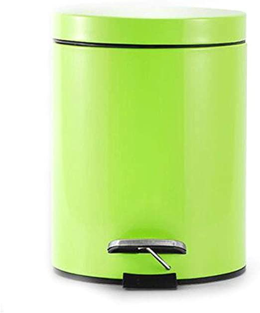 Kitchen Bin 30 Litre Pedal Bin Waste Rubbish Kitchen Stainless Steel Silver