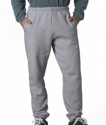 Jerzees Men's Super Sweatpants with Pocket (Oxford./X-Large)