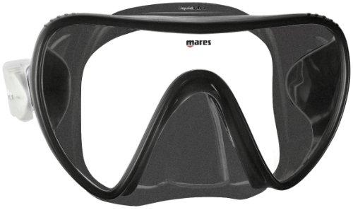 Mares Essence LiquidSkin Scuba Mask Black/Gray (Equipment Mares Diving)