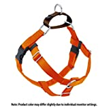 "2 Hounds Design HN LG RUST Freedom No-Pull Harness Only, (1"" Wide), Rust, Large"