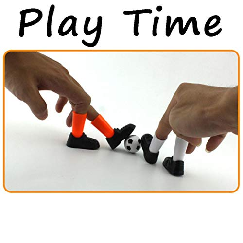 Price comparison product image ASTV Ideal Party Finger Soccer Match Toy Funny Finger Toy Game Sets with Two Goals