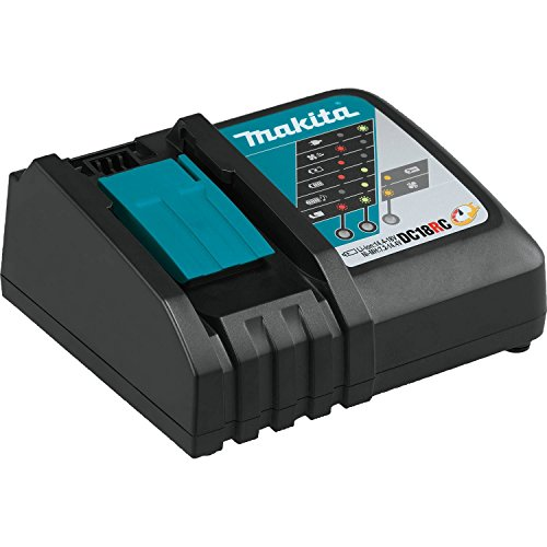 Makita DC18RC 18V Lithium-Ion Rapid Optimum Charger