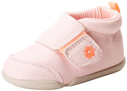 (Carter's Every Step Christy Stage 2 Shoes (Infant/Toddler),Light Pink,3.5 M US Toddler)