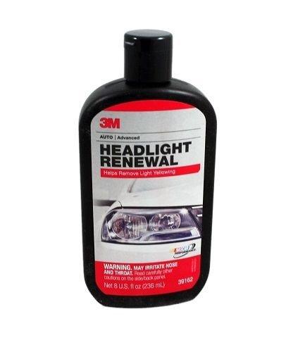3M 39162 Headlight Renewal, 8 oz