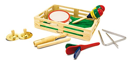 Melissa & Doug Band in a Box [Baby Product] Melissa & Doug