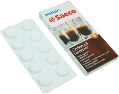 Piezas pastillas de limpieza para Philips Whirlpool Cafetera Eléctrica: Amazon.es: Hogar