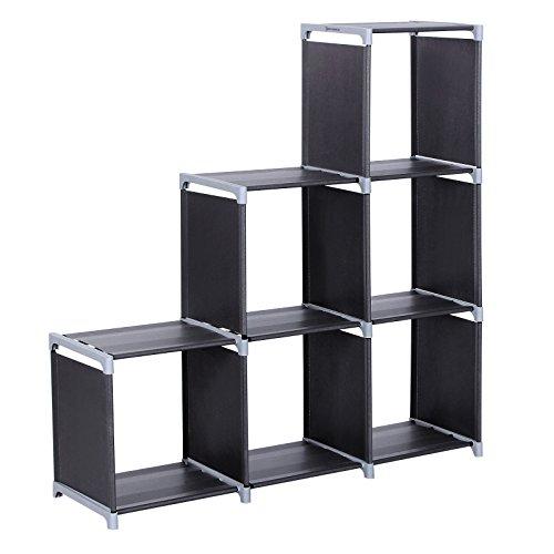 SONGMICS Storage Organizer Bookcase ULSN63H