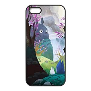 Custom Japanese Cartoon Chinchilla Design TPU Case Protector For Iphone 5 5S