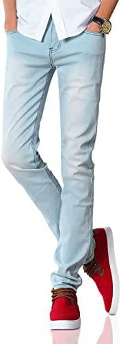 Demon&Hunter 808 Series Men's Skinny Fit Slim Jeans