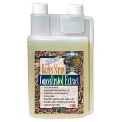 Microbe-Lift Concentrated Barley Straw Extract Natural Pond Clarifier - 16 oz. with BONUS Promotional Magnet Calendar (Straw Concentrated Barley Microbe Lift)