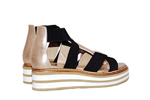 Sandali donna in pelle per l'estate scarpe RIPA shoes made in Italy - 50-34623