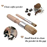 DXary Coffee Machine Cleaning Brush Set 4 Pieces