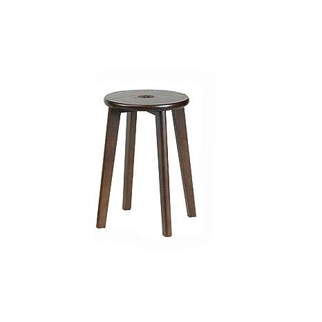 Amazon.com: FEI Taburete de madera para cambiar de asiento ...