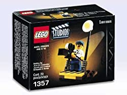 Lego Studios Building Set Movie Cameraman (1357)
