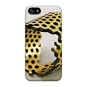 New Premium ObFEUNx5281TMuxx Case Cover For Iphone 5/5s/ Honeycomb Ring Protective Case Cover
