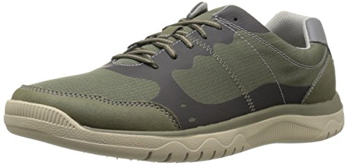 Men's Clarks Votta Sneakers Taupe Synthetic Olive Edge B0wPZB