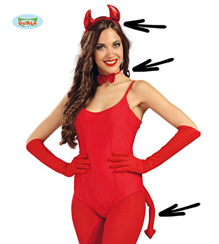 Guirca Halloween She Devil Instant Kit ()