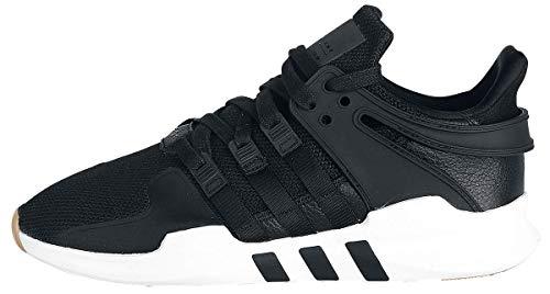 core Black Support Negro gum Zapatillas Eqt Deporte 0 Adidas Adv White footwear Hombre Para De fzgqw