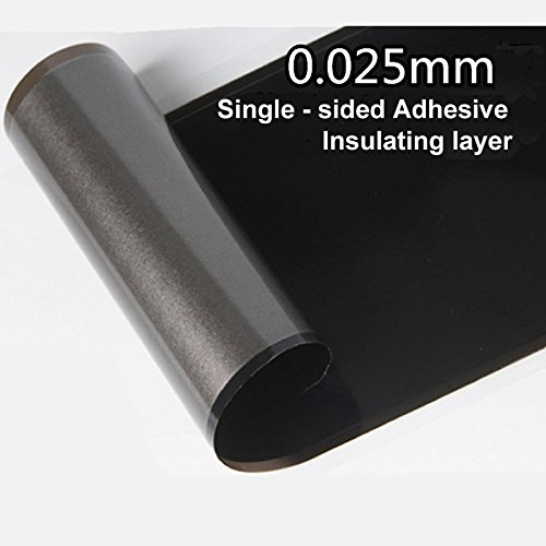 Grey black synthetic graphite cooling film paste 100mmラ200mmラ0.05mm high thermal conductivity heat sink flat CPU phone LED Memory Router (Sink 0.05 Mm)