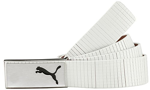PUMA Extension Golf Belt 2016 White X-Large