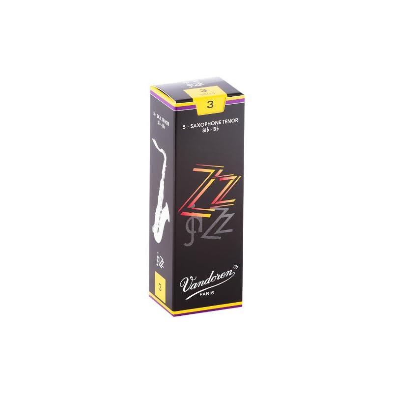 Vandoren SR423 Tenor Sax ZZ Reeds Streng