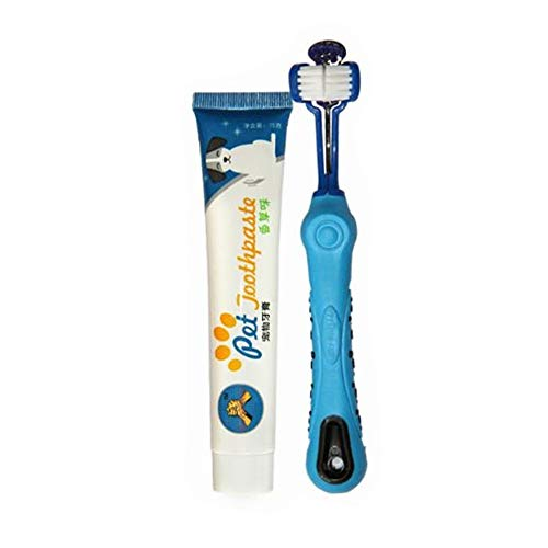 Cloth Dog - Comfortable Oral Cleaning Teeth Care Pet Dogs Toothbrush Puppy Toothpaste Set - Girls Weddings Toys Phones Events Cell Beauty Sports Electronics Health Accessories Home Garden Com