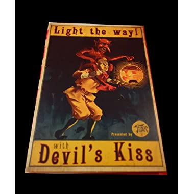 Bioshock : Infinite - Songbird Exclusive Limited Collector's Edition  Light The Way With the Devil's Kiss  Lithograph